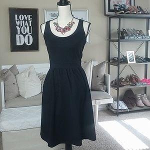 Cynthia Rowley Black Dress w. Pockets (S)